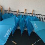 Umbrellas at Park Villa