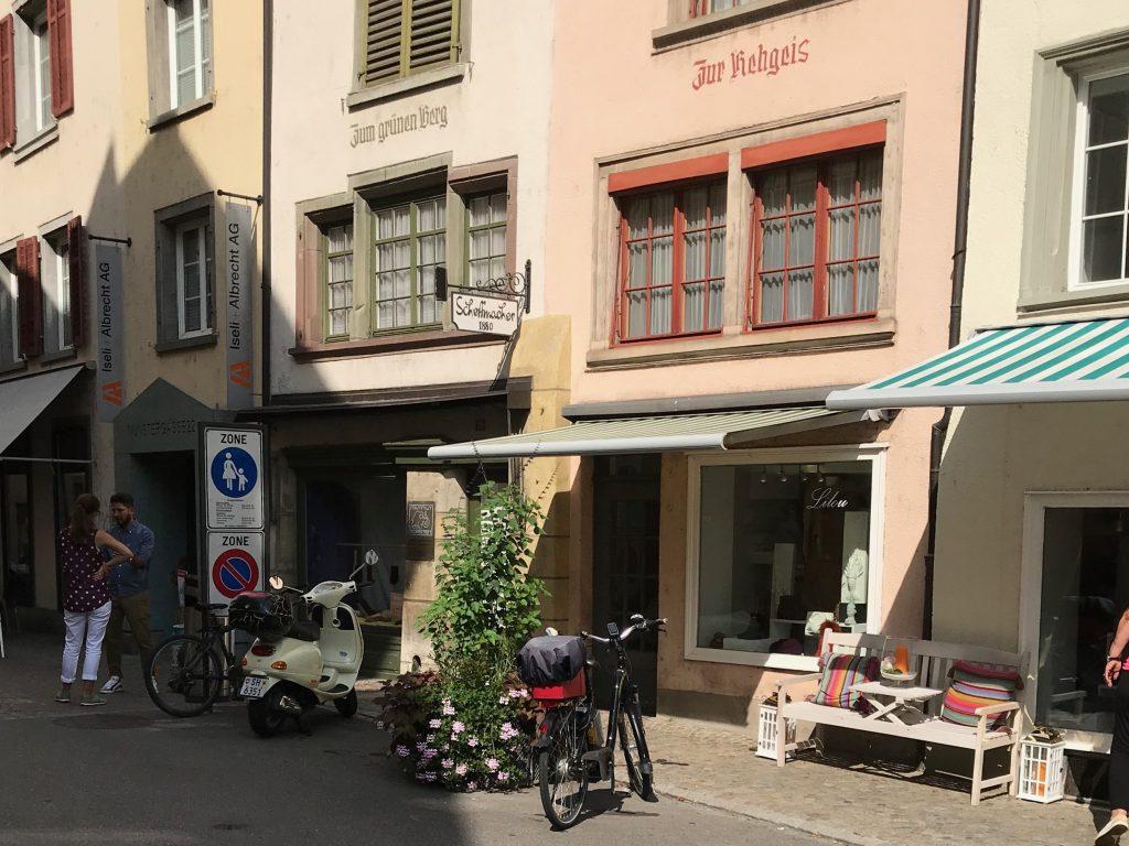 Schaffhausen Buildings