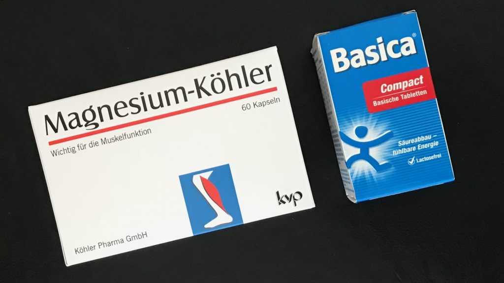 Supplements - Magnesium and Basica