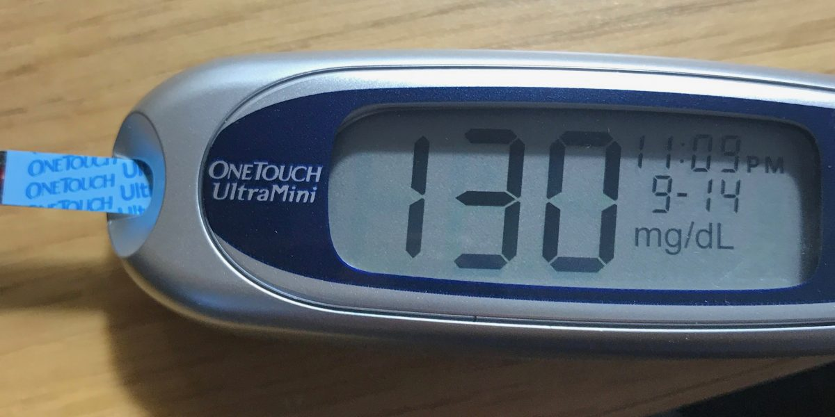 Blood Sugar 130