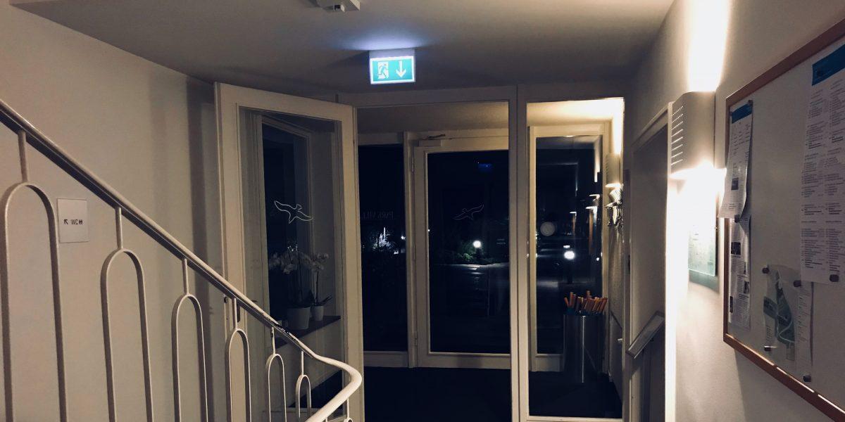 Park Villa Exit