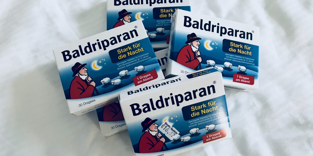 Baldriparan as a Sleep Aid while Fasting!