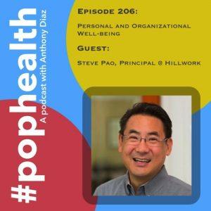 Steve Pao on PopHealth Episode 206